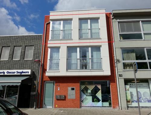 Appartement te huur in Merksem € 750 (HOZLQ) - Zimmo